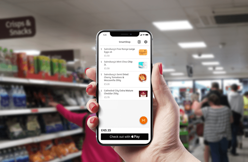 Protected: Pay Anywhere – A UK Supermarket First