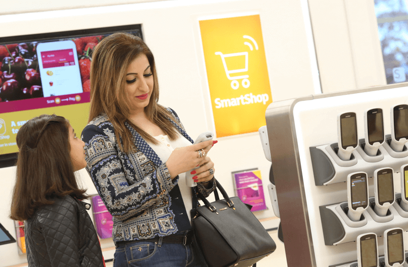 SmartShop – Scan, Bag & Go
