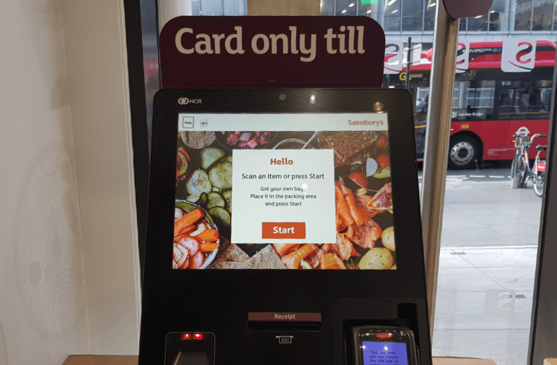 Self-Service Checkouts